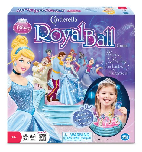 Disney Cinderellas Royal Ball Game