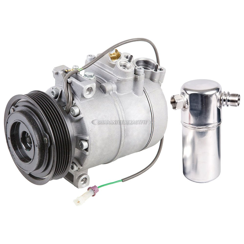 Amazon.com: AC Compressor w/A/C Drier For Audi A6 Quattro & A6 -  BuyAutoParts 60-86560R2 New: Automotive