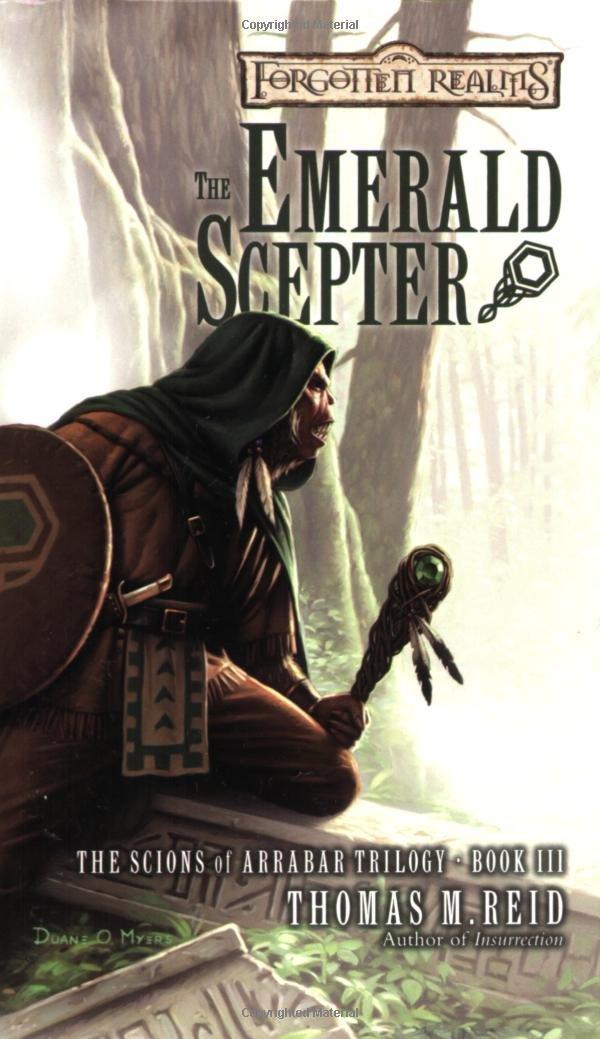 Download The Emerald Scepter (The Scions of Arrabar) PDF