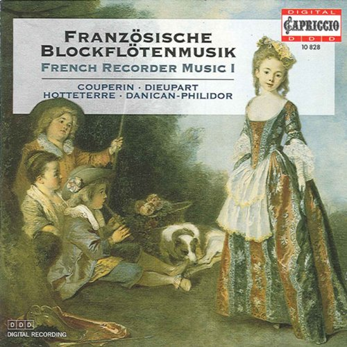 French Recorder Music, Vol. 1 -