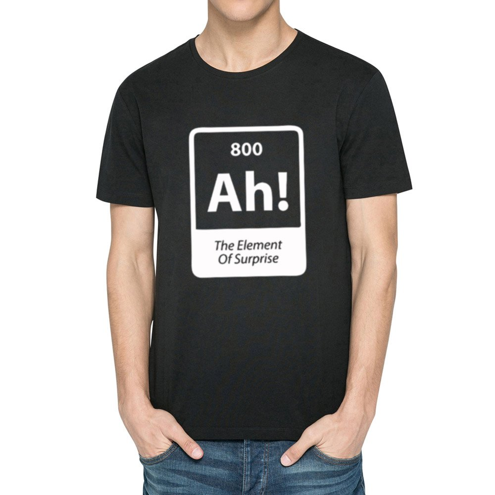 Loo Show S Ah The Elet Of Surprise Funny Casual T Shirts Tee