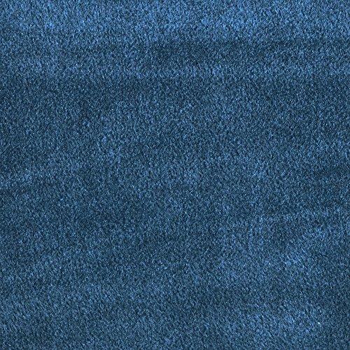 (Plastex Fabrics Alpine Upholstery Velvet Royal)