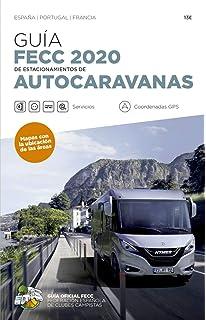 AREAS DE SERVICIO PARA AUTOCARAVANAS 2018-2019: Amazon.es: EDICIONES PELDAÑO, S.A.: Libros