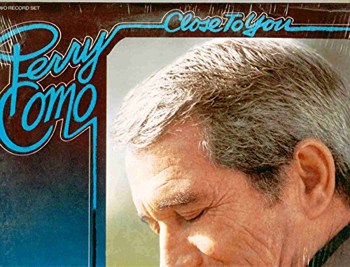 Perry Como ~ Close To You [Double Record Set 20 Tracks] (Original 1979 RCA Records R224587 LP Vinyl Album NEW Factory Sealed in the Original Shrinkwrap ~ Features 20 Tracks ~ See Seller's Description For Track Listing)