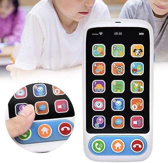 Amazon.es: Zerodis Emulación Juguete de Teléfono móvil, Educación ...