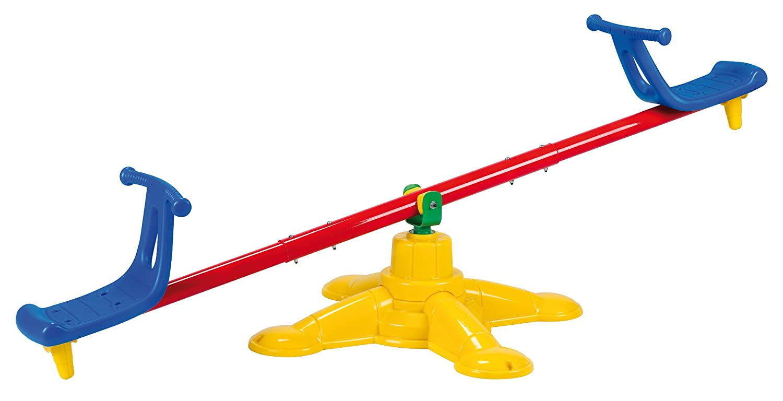 Feber 800005502 - Wippe 2 x 1, Gartenspielzeug