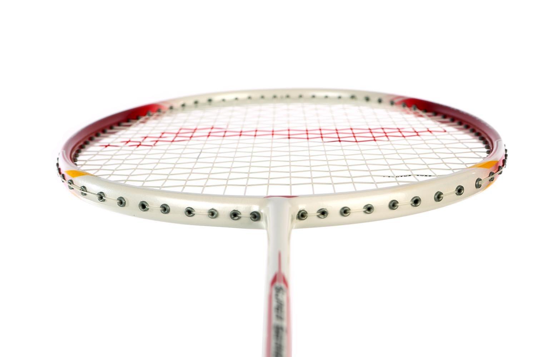 Buy Li Ning Ss 88 Iii Badminton Racquet Strung S2 Grip Size Raket Original Lining 99 Plus White Red Online At Low Prices In India