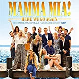 US direct Mamma Mia! Here We Go Again cd Movie Soundtracks 2018