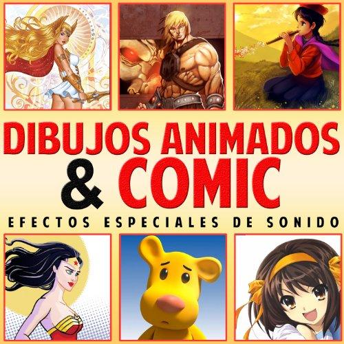 the album dibujos animados y cómic efectos especiales de sonido june