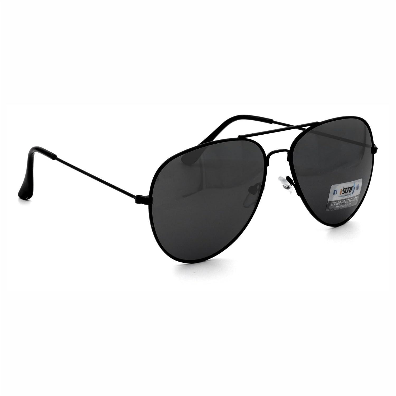 Occhiali Da Sole Uomo Marca Isurf Piu' Modelli Disponibili Con Montatura Nera Lente Nera / Neri (mod.wayfarer) XbtiO