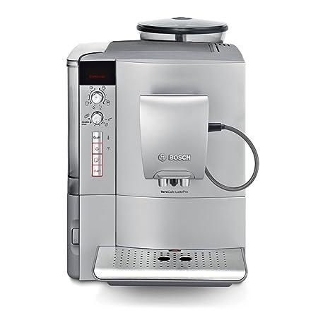 Bosch TES51551DE - Cafetera automática, color plata