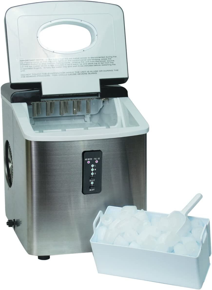 Top 19 Best Portable Ice Makers (2020 Reviews & Buying Guide) 1