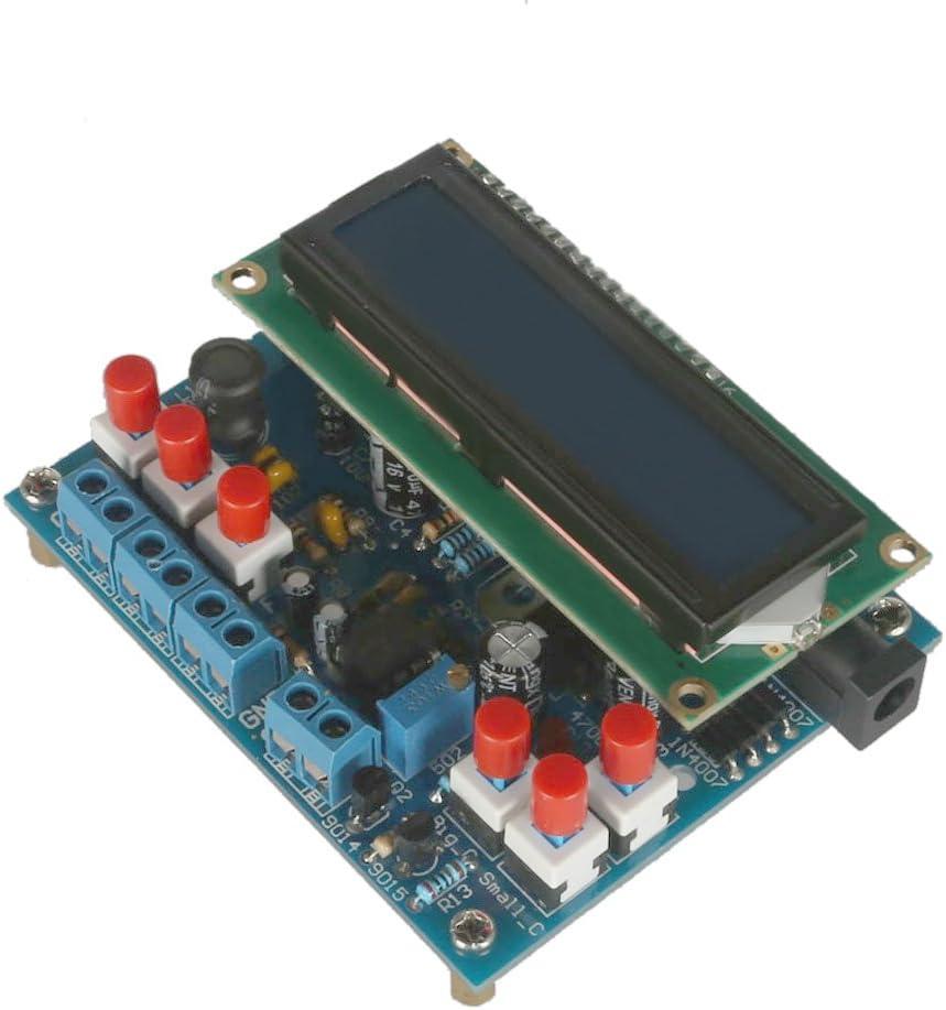 Digital Secohmmeter Cap Meter DIY Kit Freq Inductance Tester For Enthusiast K0E0