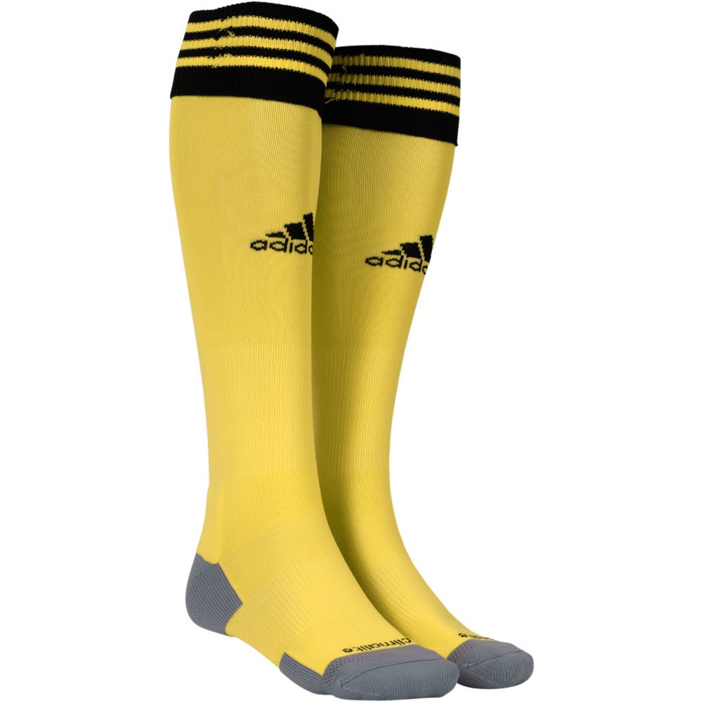 acdc7b542c15 Amazon.com  adidas Copa Zone Cushion Ii Soccer Sock 1 Pair Small  Yellow Black  Sports   Outdoors