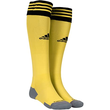 acdc7b542c15 Amazon.com  adidas Copa Zone Cushion Ii Soccer Sock 1 Pair Small  Yellow Black  Sports   Outdoors