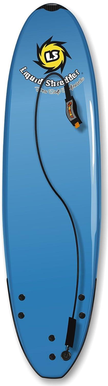 Amazon.com : Liquid Shredder Element Soft Surfboard, 69