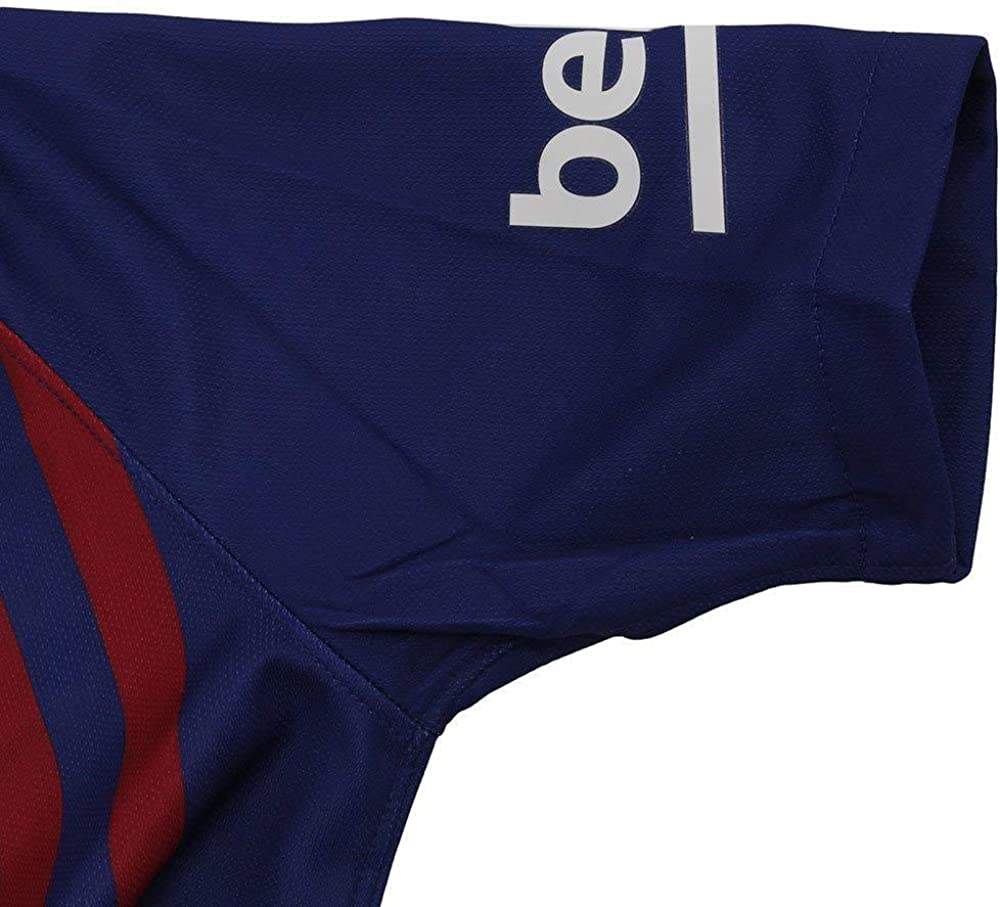 Ni/ños L/ínea FC Barcelona Nike FCB Camiseta 1/ª Equipaci/ón Temporada 2017-2018