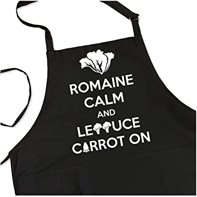 Romaine Calm: Lettuce on Carrot