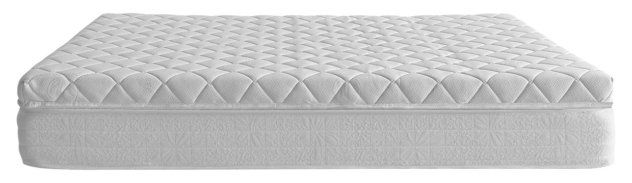 Royal Beds Box Spring Plus Colchón + Topper, Tela, Blanco, Matrimonial, 200x80x10 cm: Amazon.es: Hogar