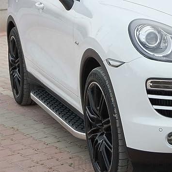 Tablas de pedalada para Porsche Cayenne 92 A/92 Ah a partir de 11 con