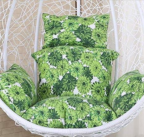 SLIANG - Cojín de algodón Completo Desmontable y Lavable con ...