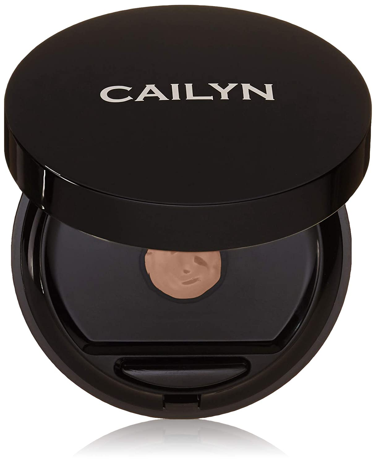 Cailyn Bb Compact Foundation, Amber - 15 G Cailyn Cosmetics BBFC05