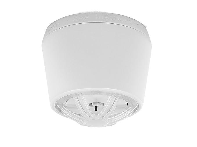 10 años Mini Detector de calor con soporte magnético, ideal para cocina o baño: Amazon.es: Bricolaje y herramientas