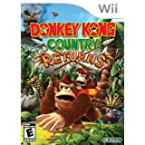 Donkey Kong Country Returnsby Nintendo