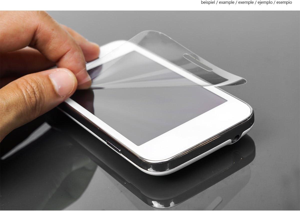 Unsichtbar Kristallklar Schutzfolie Transparent 2 St/ück Crystal Clear kompatibel mit Garmin Fenix 5 Extrem Kratzfest disGuard/® Displayschutzfolie Panzerglas Folie Anti-Fingerabdruck