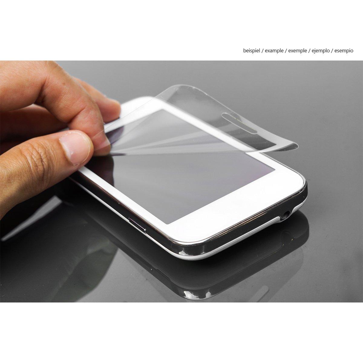 Invisible Pel/ícula Protectora Anti-Huella Dactilar Crystal Clear Transparente 2 Piezas disGuard Protector de Pantalla Cristal compatibile con Sony Alpha 6100 Anti-Ara/ñazos