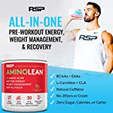 RSP AminoLean - All-in-One Pre Workout, Amino