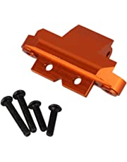 "BQLZR 1.89"" Orange AX31006 Aluminum Front Arm Bulk for AXIAL YETI ROCK RACER 90026 RC 1:10 Rock Crawler Upgrade Sets"