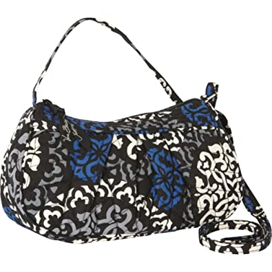 c1cca73ab Vera Bradley Frannie in Canterberry Cobalt 11022-151: Handbags ...