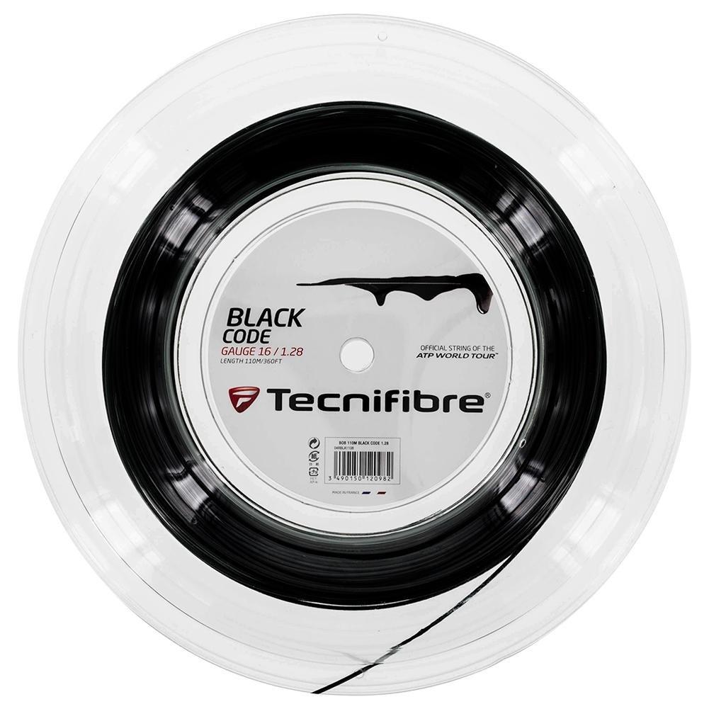 Bobine Tecnifibre Black Code 110m - 1.28