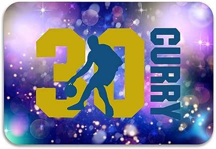 SARHT MVP Curry SC30 Logo Non-slip Doormat
