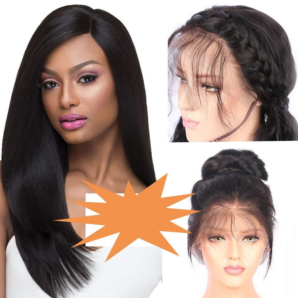 Pelucas Mujer Pelo Natural de Cabello Cortina Humano Brasileñas Pelo Afro [12