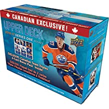 Upper Deck 86924 2016-17 Team Triple Series One Canadian Exclusive, Blaster, Blue