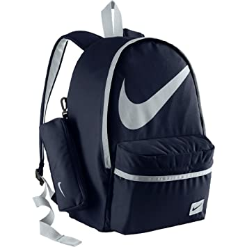 Nike Young Athletes Halfday BT - Mochila unisex, color azul/gris, talla única: Amazon.es: Equipaje