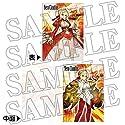 フェイト エクステラ Fate/EXTELLA MUSEUM 池袋 ポケットつきクリアファイル (ネロ・クラウディウス)の商品画像