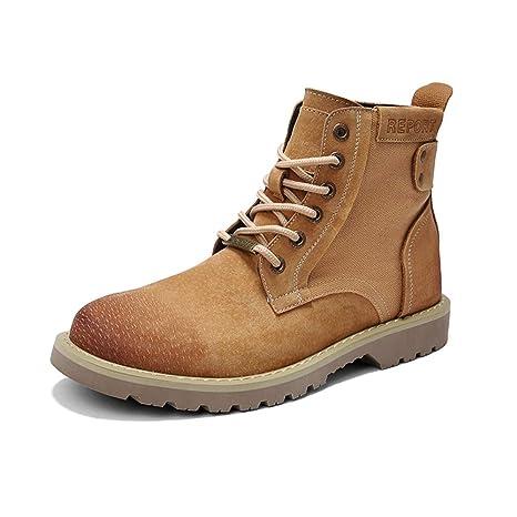 YAJIE-boots, Botines de los Hombres, Vestido de Moda Casual Personalidad Chelsea Martin