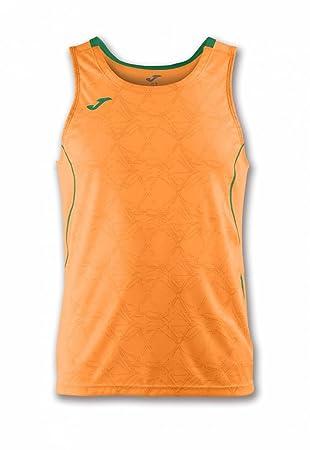Joma Teamwear Tank Top Sleeveless Olimpia Orange-Green