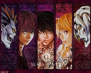 "Death Note Light Kira L Anime 30"" poster 002 C"