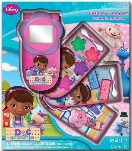 Doc McStuffins Slide Out Cosmetics Cell Phone