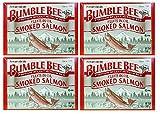 Bumble Bee Salmon Coho Smkd