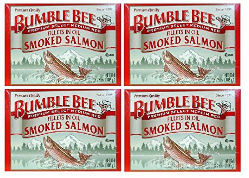 Bumble Bee Salmon Coho Smkd ()