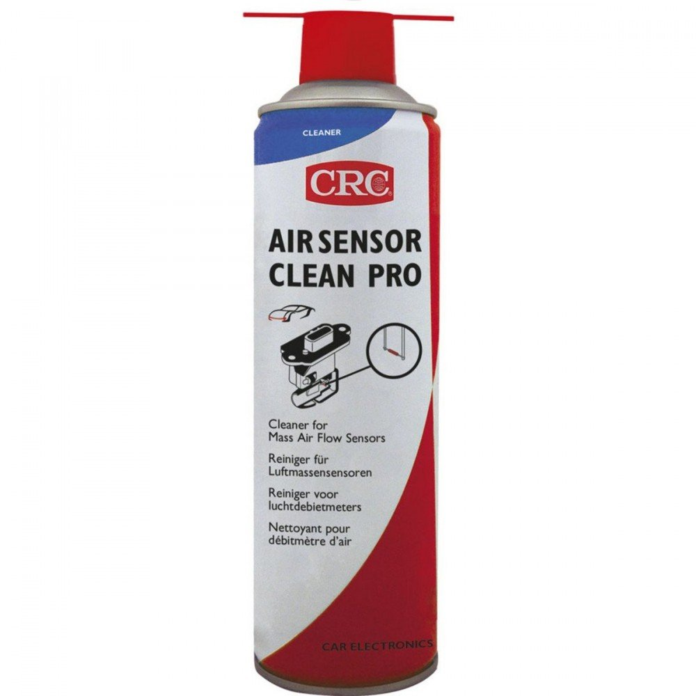 CRC Air Sensor Clean Mass Air Flow Meter Cleaner + MAF 250 mL