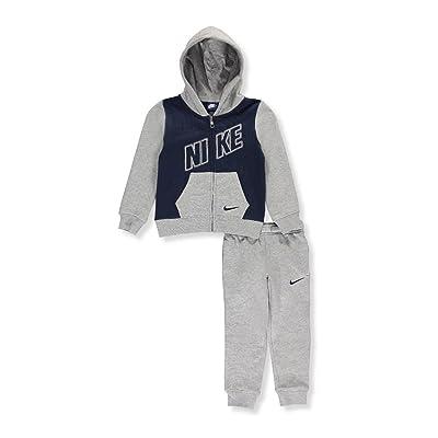 NIKE Little Boys' 2-Piece Fleece Sweatsuit (Sizes 4-7)
