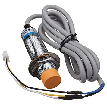 Yongse 8mm LJ18A3-8-Z/BX Autolevel Inductive Sensor For Anet A8 A2 A6 3D Printer: Amazon.es: Electrónica