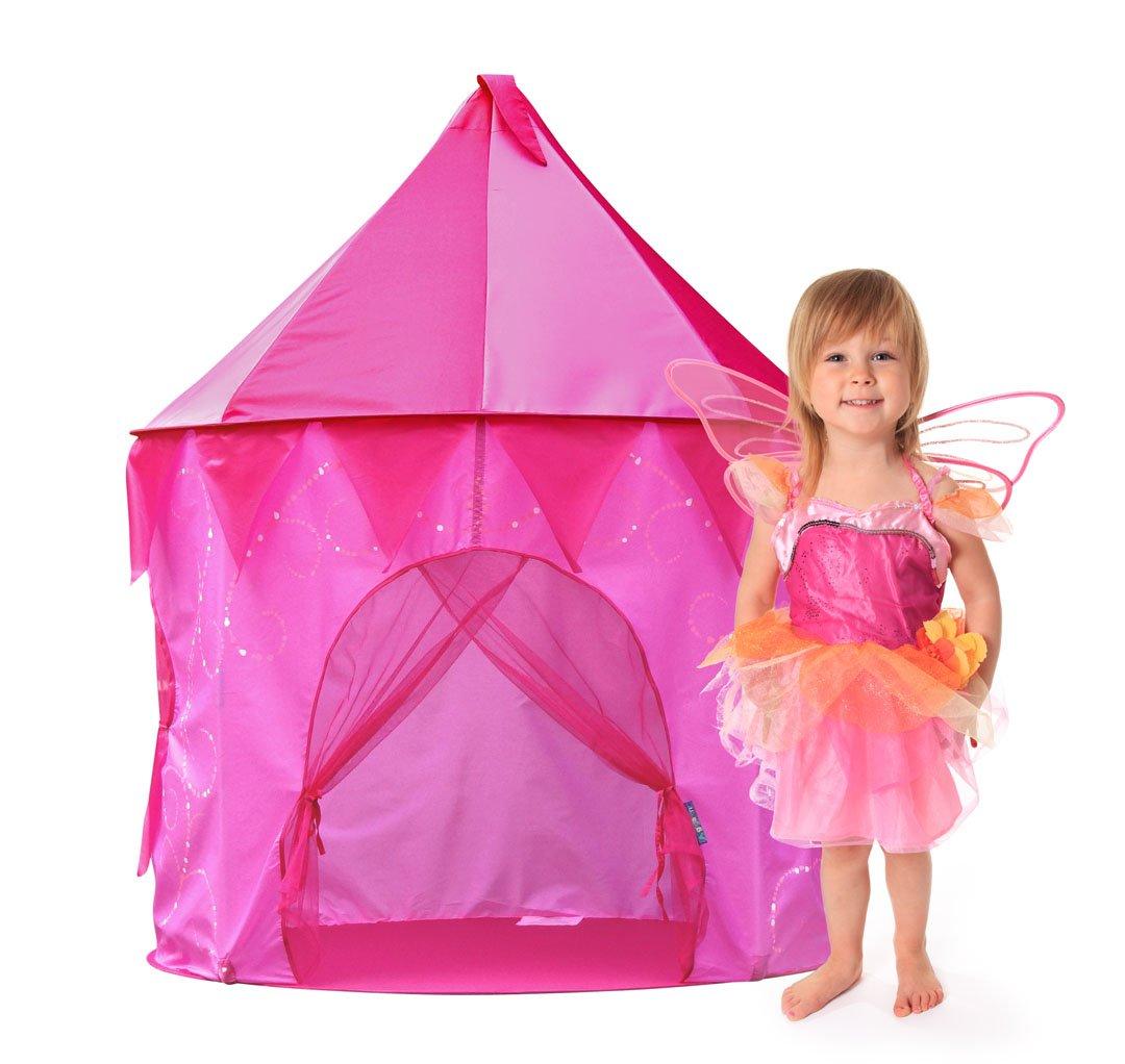 sc 1 st  Amazon.com & Amazon.com: GigaTent Princess Tower Play Tent: Toys u0026 Games