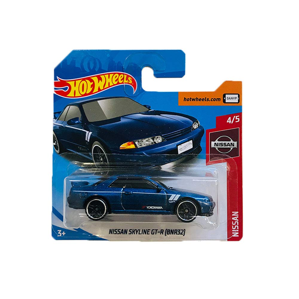 Hot Wheels Nissan Skyline GT-R Nissan 1/250 Mattel Cars